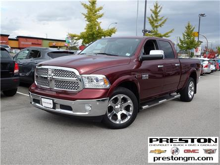 2016 RAM 1500 Laramie (Stk: X30462) in Langley City - Image 1 of 29