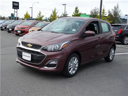 2021 Chevrolet Spark 1LT CVT (Stk: 1200260) in Langley City - Image 1 of 6