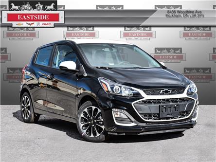 2021 Chevrolet Spark 1LT CVT (Stk: MC703468) in Markham - Image 1 of 19