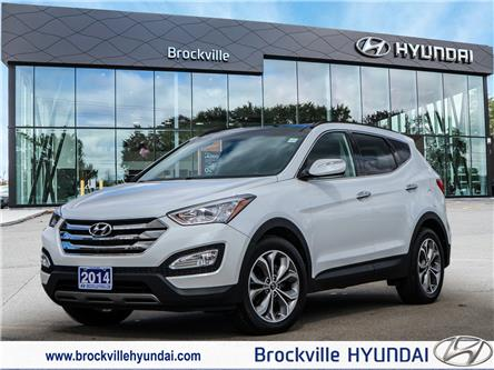 2014 Hyundai Santa Fe Sport 2.0T Limited (Stk: P7195) in Brockville - Image 1 of 30