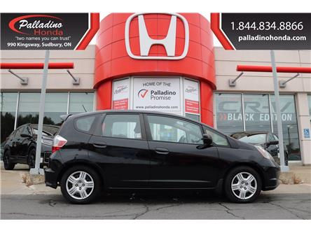 2014 Honda Fit LX (Stk: U9744A) in Greater Sudbury - Image 1 of 24