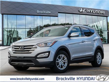 2014 Hyundai Santa Fe Sport 2.0T SE (Stk: P7206) in Brockville - Image 1 of 30