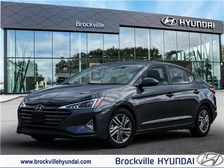 2019 Hyundai Elantra Preferred (Stk: P7164) in Brockville - Image 1 of 30