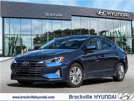 2019 Hyundai Elantra Preferred (Stk: P7182) in Brockville - Image 1 of 29