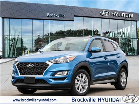 2021 Hyundai Tucson  (Stk: R21012) in Brockville - Image 1 of 27