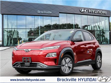 2021 Hyundai Kona EV  (Stk: R21021) in Brockville - Image 1 of 24