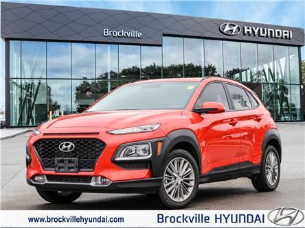 2020 Hyundai Kona 2.0L Preferred (Stk: R20447) in Brockville - Image 1 of 25