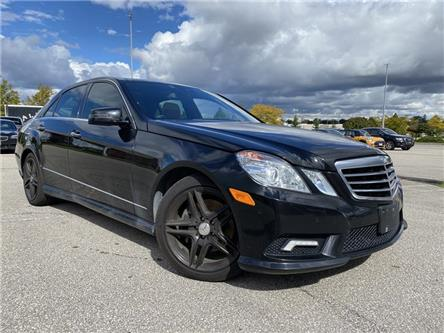 2011 Mercedes-Benz E-Class Base (Stk: A1043-1) in Barrie - Image 1 of 9