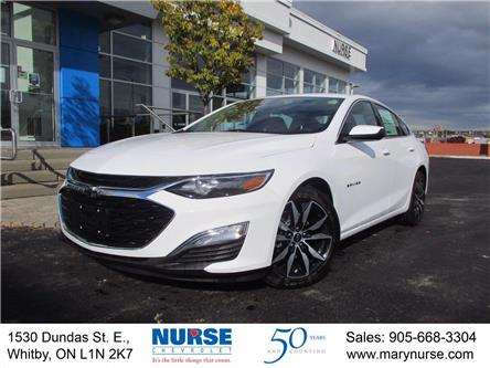 2021 Chevrolet Malibu RS (Stk: 21N005) in Whitby - Image 1 of 27