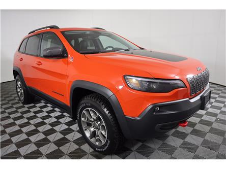 2021 Jeep Cherokee Trailhawk (Stk: 21-09) in Huntsville - Image 1 of 29