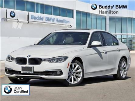 2017 BMW 330i xDrive (Stk: DH3286) in Hamilton - Image 1 of 21