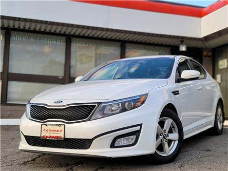 2014 Kia Optima LX (Stk: 2010293) in Waterloo - Image 1 of 19