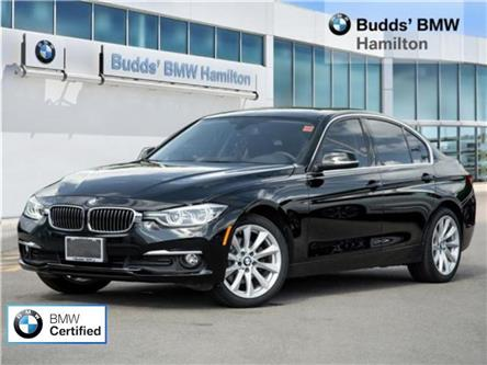 2017 BMW 3 Series 320i xDrive (Stk: DH3320) in Hamilton - Image 1 of 21