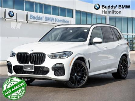2021 BMW X5 xDrive40i (Stk: T26135) in Hamilton - Image 1 of 24