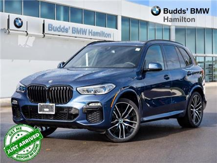 2021 BMW X5 xDrive40i (Stk: T26132) in Hamilton - Image 1 of 24