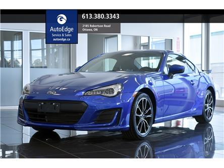 2017 Subaru BRZ Sport-tech (Stk: A0351) in Ottawa - Image 1 of 23