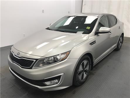 2013 Kia Optima Hybrid  (Stk: 207903) in Lethbridge - Image 1 of 27