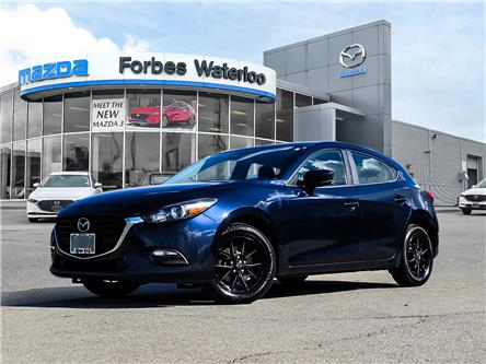 2017 Mazda Mazda3 Sport GS (Stk: L2444) in Waterloo - Image 1 of 24
