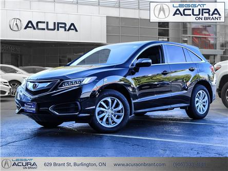 2017 Acura RDX Tech (Stk: 4317) in Burlington - Image 1 of 25