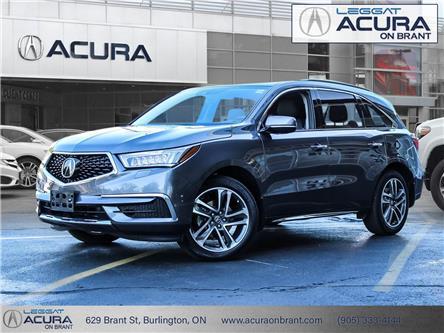 2018 Acura MDX Navigation Package (Stk: 4323) in Burlington - Image 1 of 26