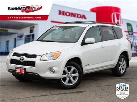 2012 Toyota RAV4 Limited (Stk: P20-112) in Vernon - Image 1 of 13