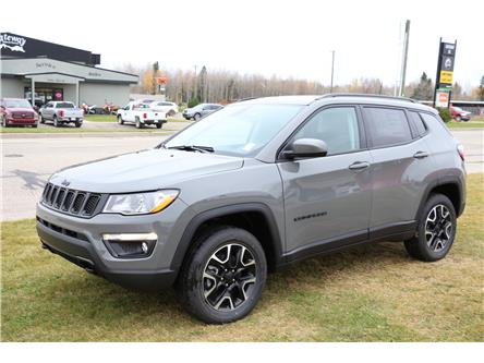 2021 Jeep Compass Sport (Stk: MT001) in Rocky Mountain House - Image 1 of 23