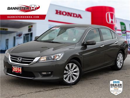 2014 Honda Accord EX-L (Stk: 19-277A) in Vernon - Image 1 of 12