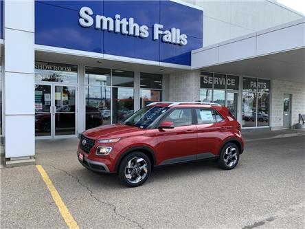 2021 Hyundai Venue Trend (Stk: 10230) in Smiths Falls - Image 1 of 12