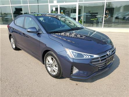 2020 Hyundai Elantra Preferred (Stk: DR5794 Tillsonburg) in Tillsonburg - Image 1 of 29