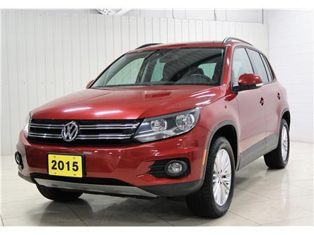2015 Volkswagen Tiguan Trendline (Stk: V20168A) in Sault Ste. Marie - Image 1 of 16