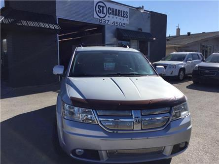 2010 Dodge Journey R/T (Stk: ) in Winnipeg - Image 1 of 16