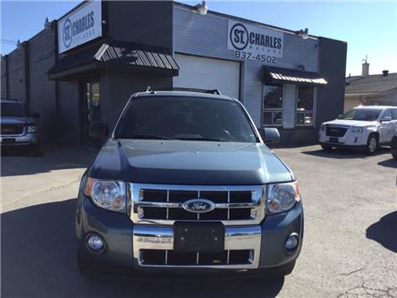 2012 Ford Escape Limited (Stk: ) in Winnipeg - Image 1 of 17