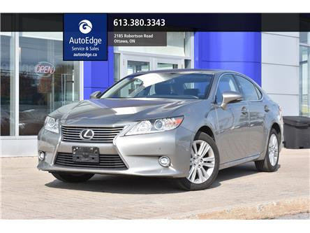 2015 Lexus ES 350 Base (Stk: A0363) in Ottawa - Image 1 of 30