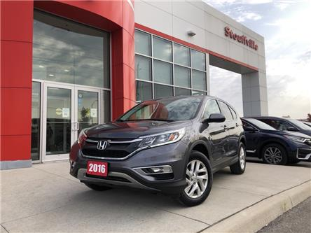 2016 Honda CR-V EX (Stk: 20-537A) in Stouffville - Image 1 of 14
