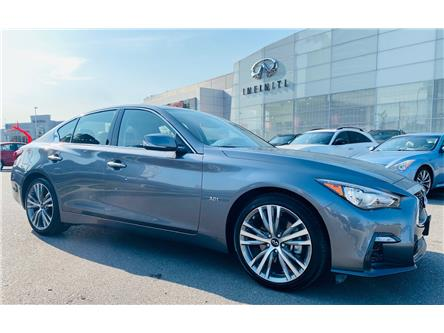 2019 Infiniti Q50 3.0t Signature Edition (Stk: H8446A) in Thornhill - Image 1 of 21