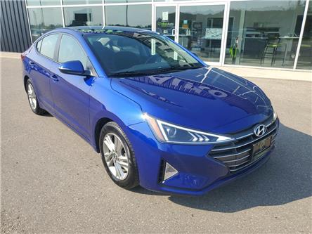 2020 Hyundai Elantra Preferred (Stk: DR5795 Ingersoll) in Ingersoll - Image 1 of 29