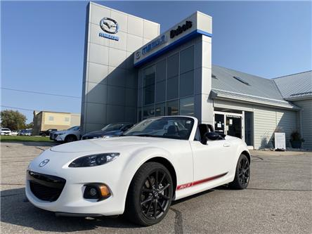 2015 Mazda MX-5 GS (Stk: UC5862) in Woodstock - Image 1 of 14