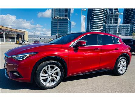 2017 Infiniti QX30 Base (Stk: U16741) in Thornhill - Image 1 of 21