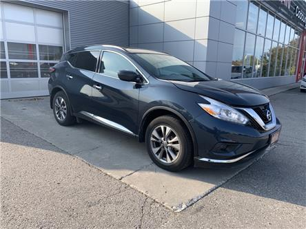 2016 Nissan Murano SV (Stk: CGN102114) in Cobourg - Image 1 of 11
