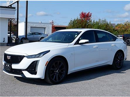 2020 Cadillac CT5 Sport (Stk: 20647) in Peterborough - Image 1 of 11