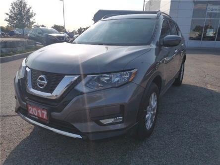 2017 Nissan Rogue SV (Stk: CHC767089L) in Cobourg - Image 1 of 9