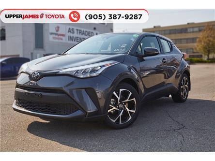 2021 Toyota C-HR XLE Premium (Stk: 210034) in Hamilton - Image 1 of 17