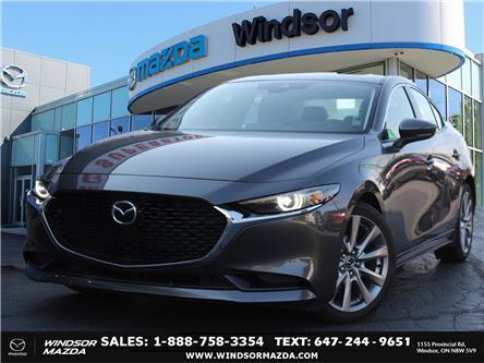 2019 Mazda Mazda3 GT (Stk: PR1639) in Windsor - Image 1 of 25