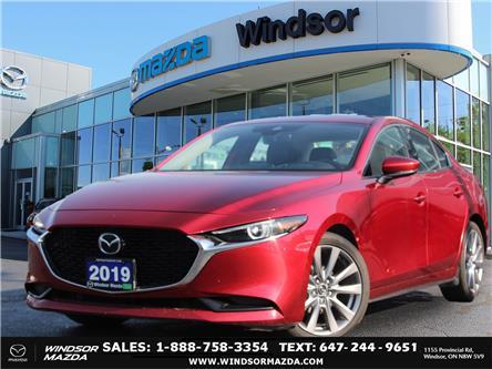 2019 Mazda Mazda3 GT (Stk: PR3693) in Windsor - Image 1 of 24