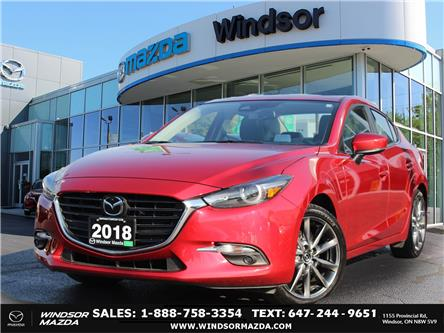 2018 Mazda Mazda3 GT (Stk: TR7210) in Windsor - Image 1 of 27