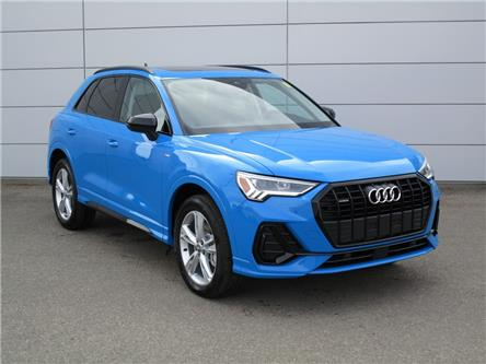 2021 Audi Q3 45 Progressiv (Stk: 210025) in Regina - Image 1 of 25