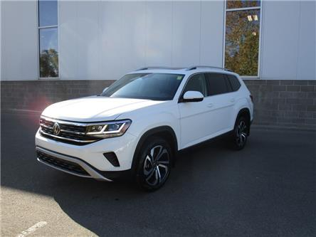 2021 Volkswagen Atlas 3.6 FSI Execline (Stk: 210021) in Regina - Image 1 of 49