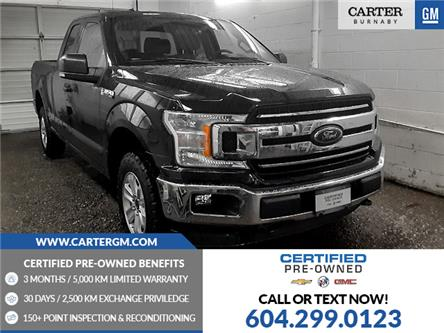2018 Ford F-150 XLT (Stk: F8-32981) in Burnaby - Image 1 of 22