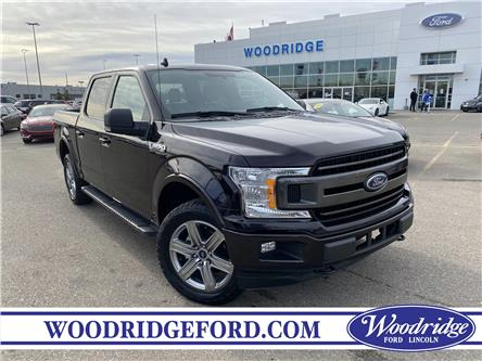 2018 Ford F-150 XLT (Stk: L-1126A) in Calgary - Image 1 of 21