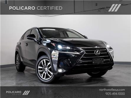 2017 Lexus NX 200t Base (Stk: 132736P) in Brampton - Image 1 of 22